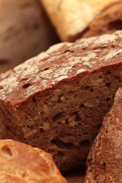 Pane integrale e senza sale de Il Forno Pralormo