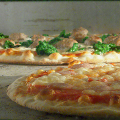 Il Forno Pralormo Preview Pizza Tonda