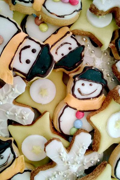 Il Forno Pralormo prodotti Pasticceria e Biscotti Natale